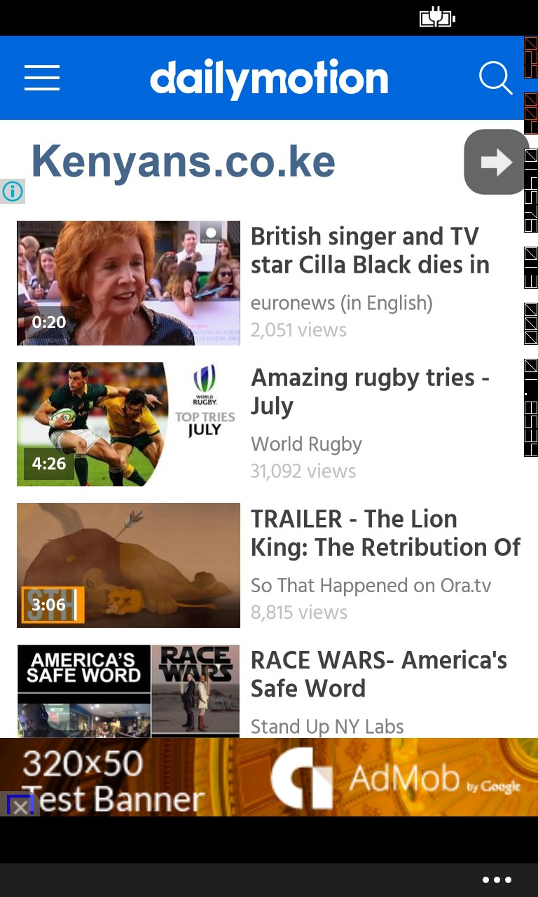 how to download dailymotion videos on android