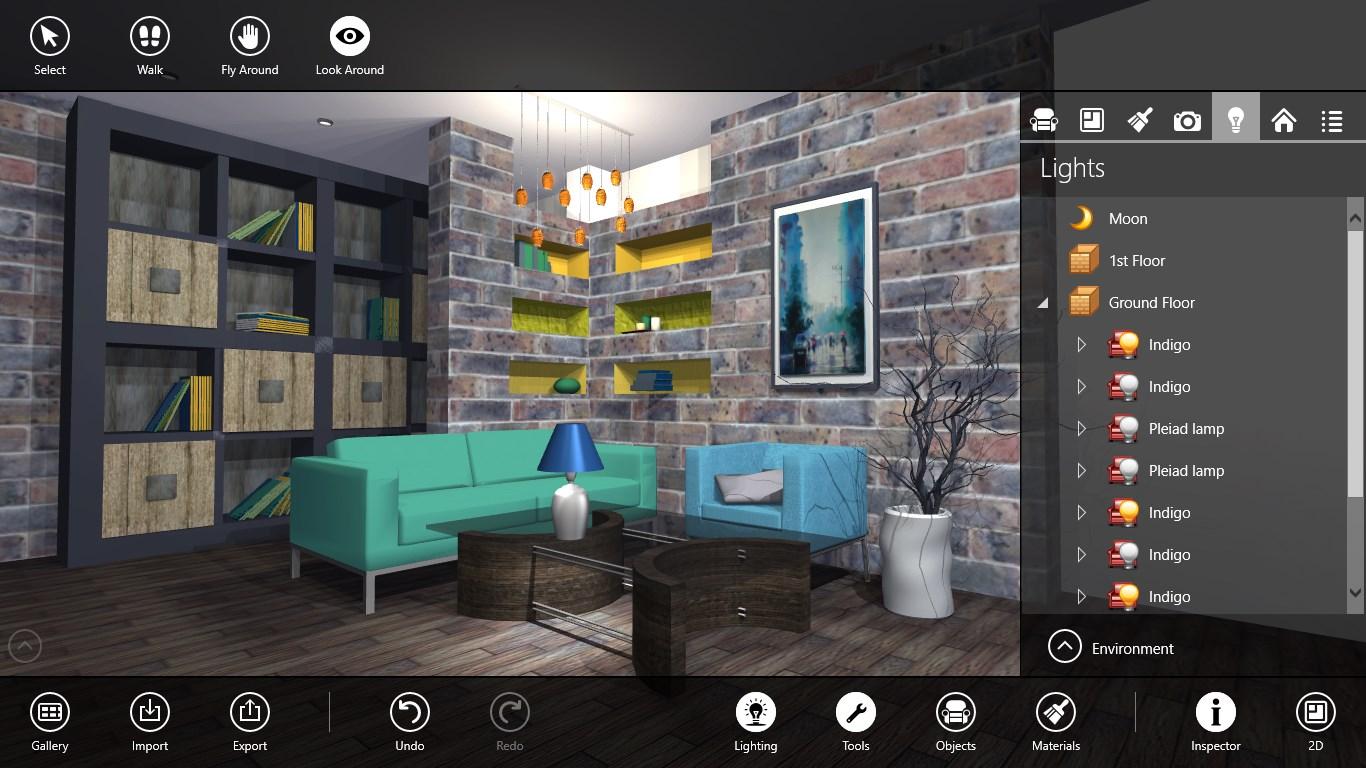 Live Interior 3d Pro For Windows 10