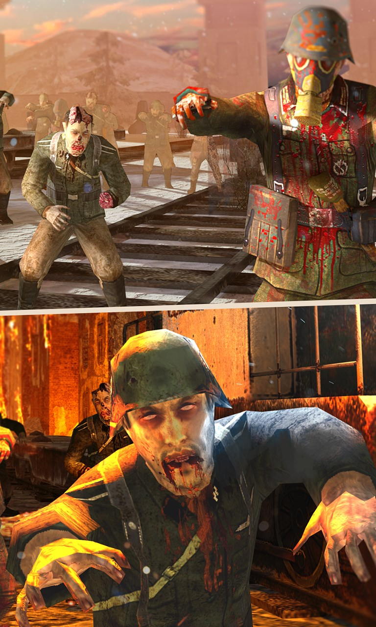 Dead Zombie Call: Trigger the Shooter Duty 5 (FPS)