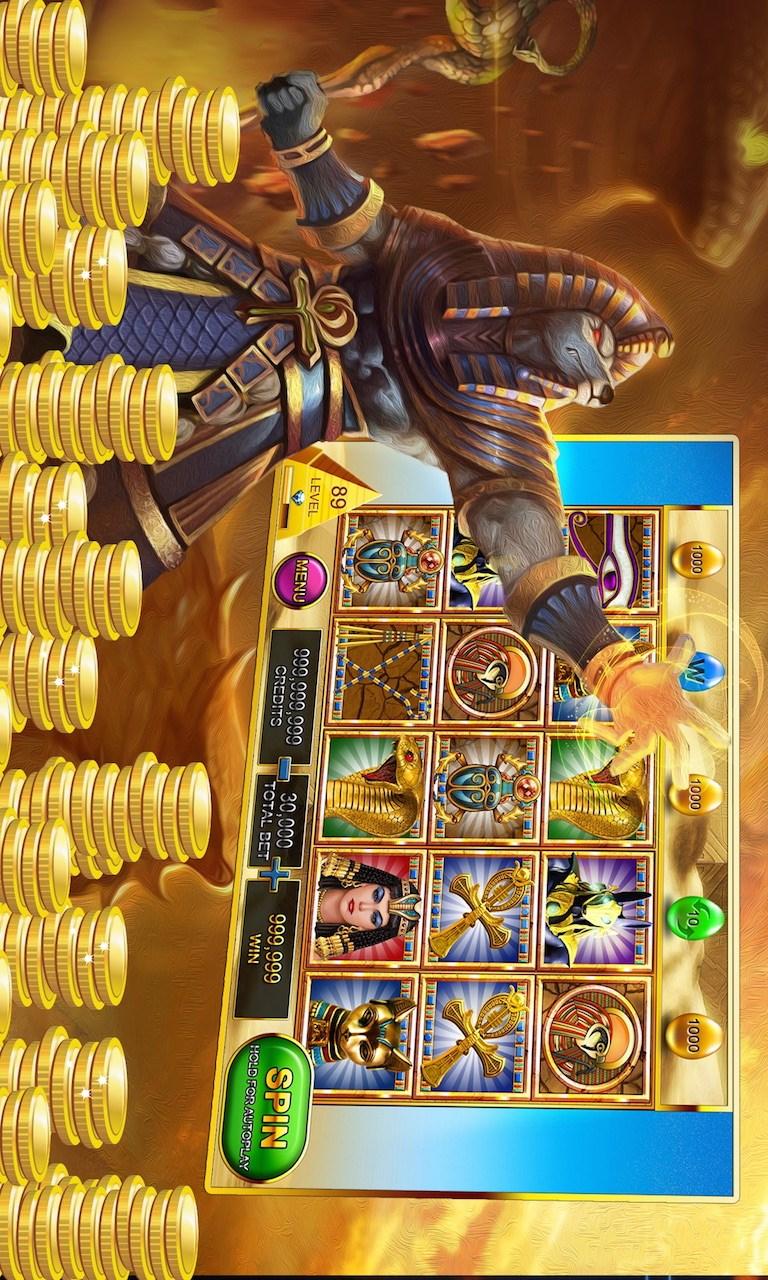 Pharaoh Slot Machine Free