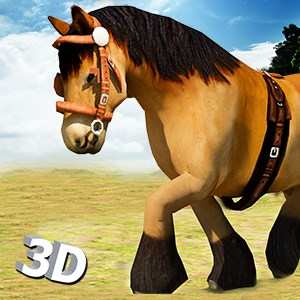 Horse Simulator 3D - Wild Animal Riding