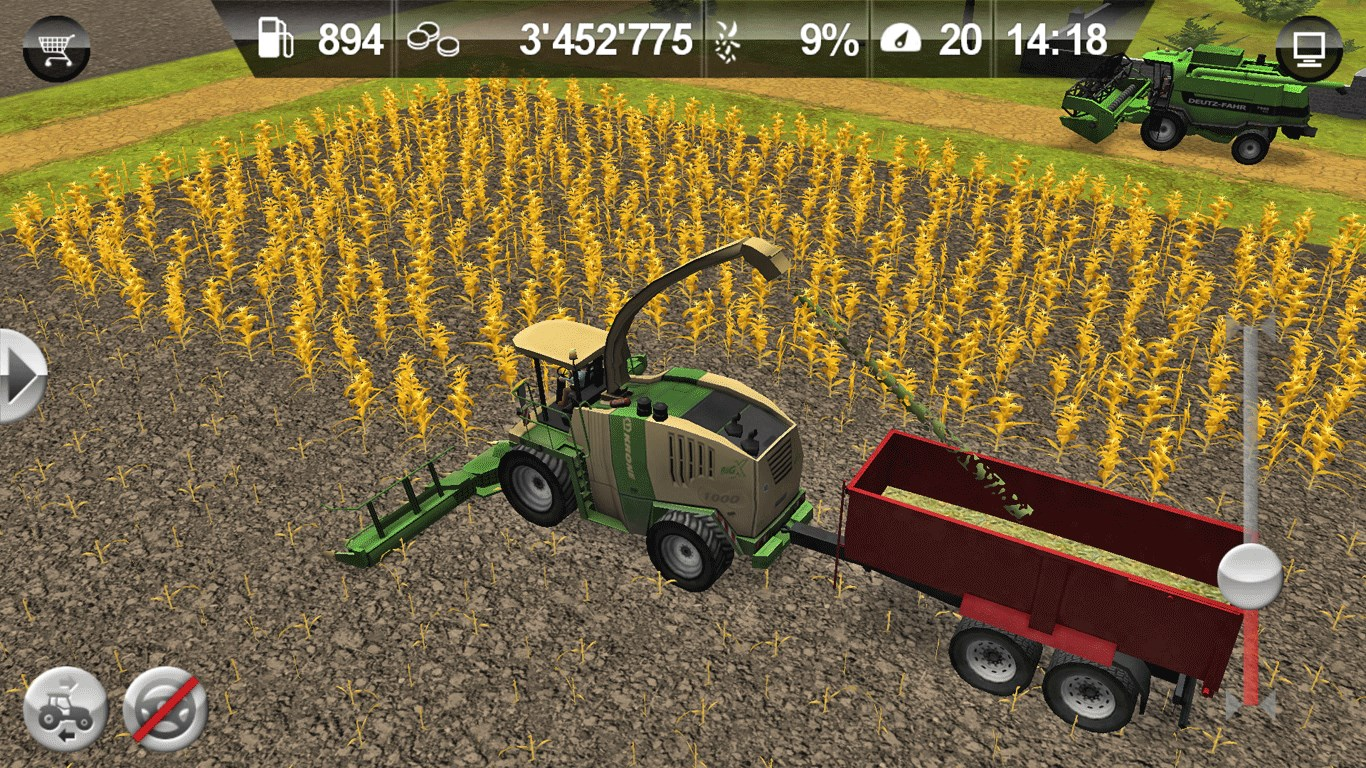 скачати симулятор ферми 14 фантастическом антураже