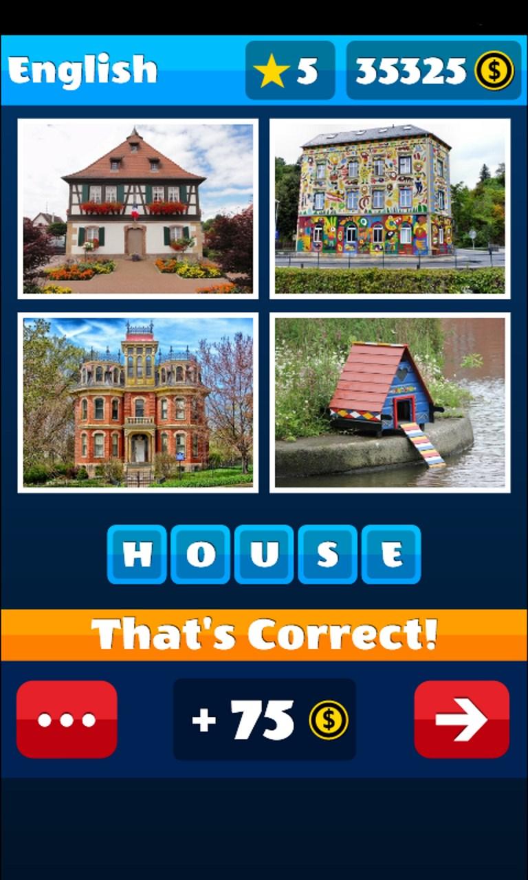 One Word 4 Pics