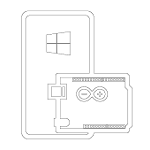 Windows Virtual Shields for Arduino