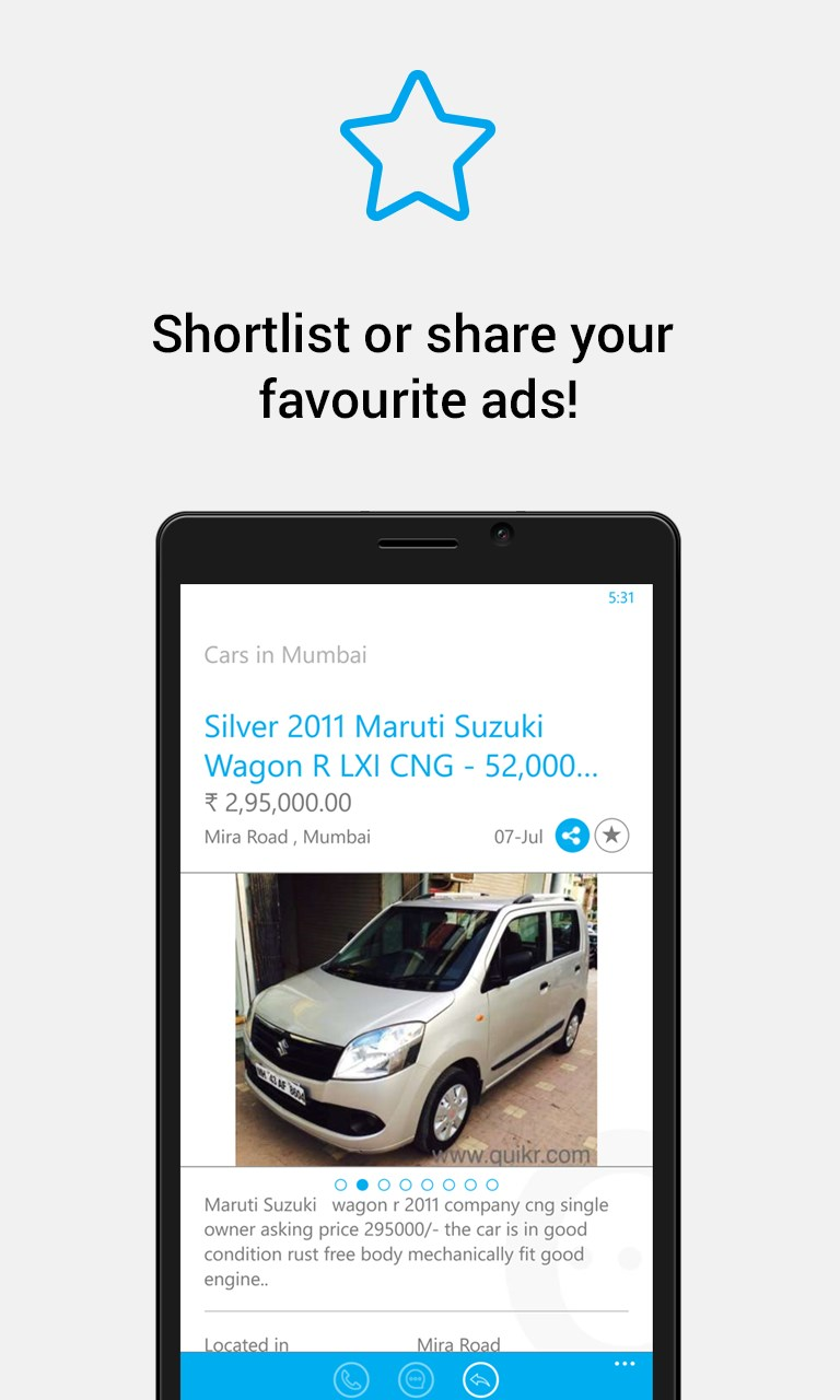 Quikr - Buy & Sell