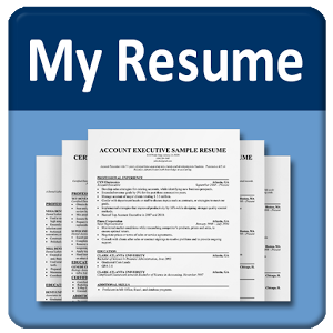 my resume builder app icon