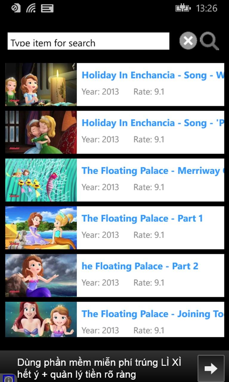 Disney Junior Free Windows Phone App Market