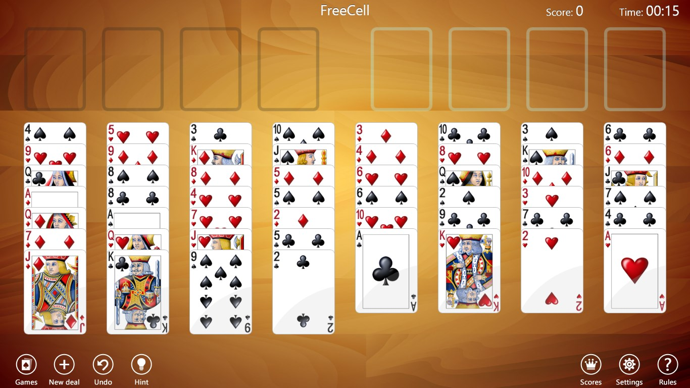 FreeCell Collection Free