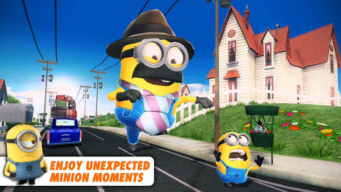 Despicable Me: Minion Rush