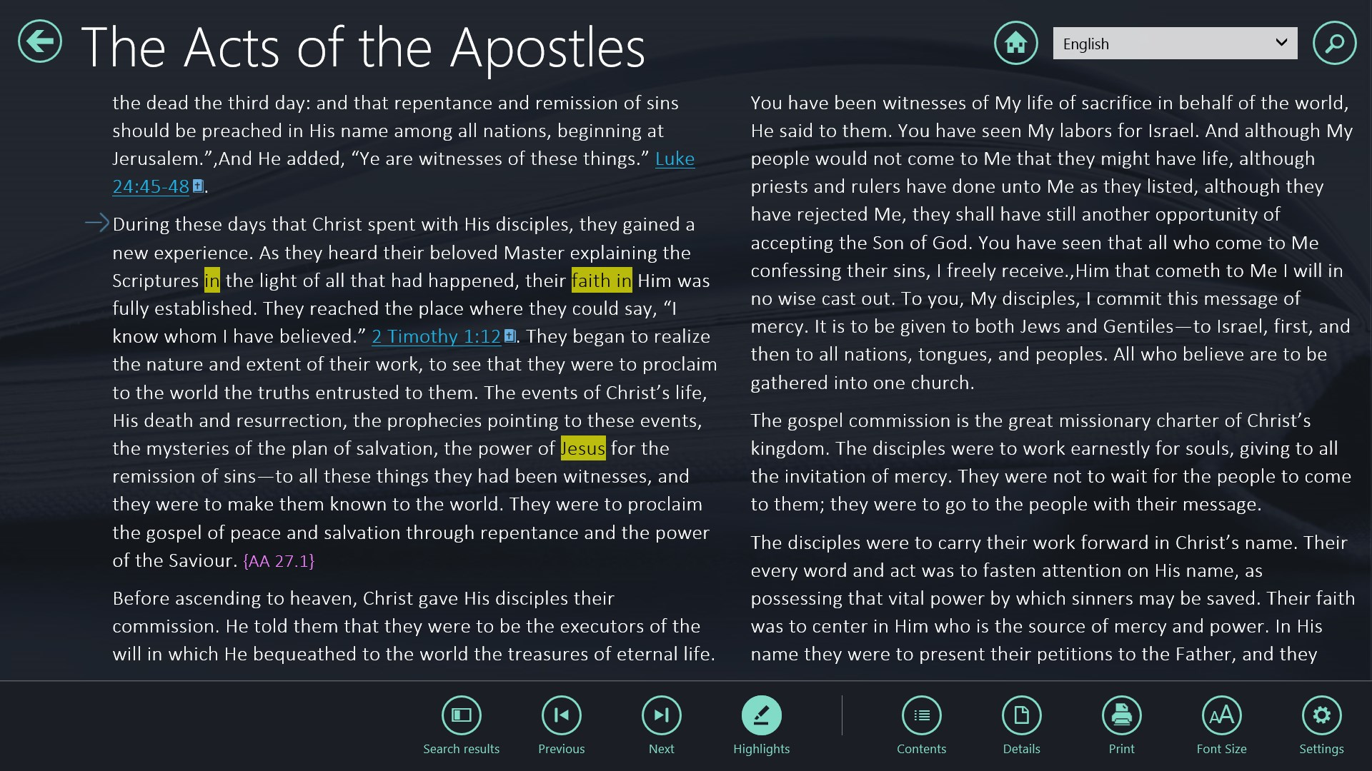 egw writings for windows The complete published writings of ellen g white a free app on android devices.