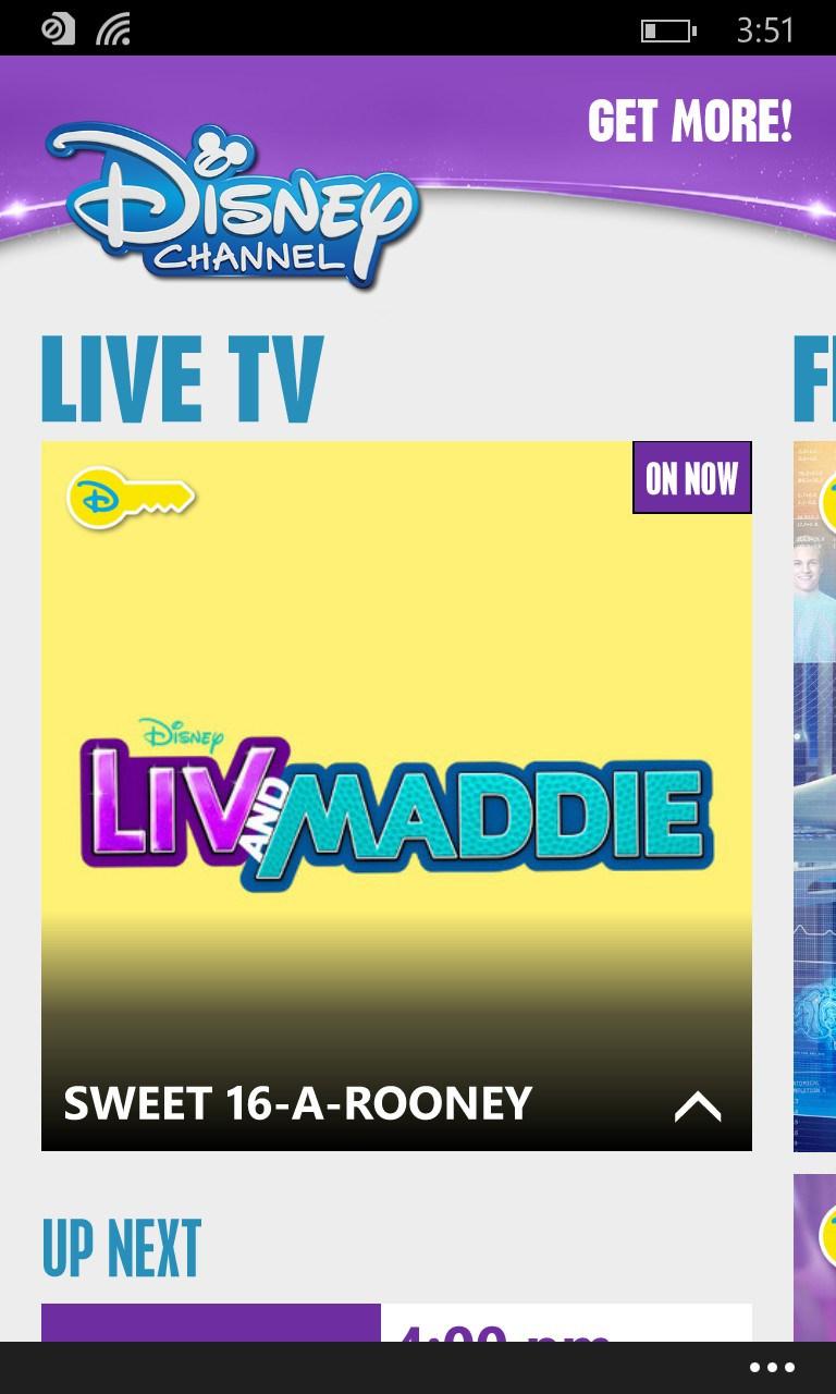 WATCH Disney Channel for Windows 10  WATCH Disney Ch...