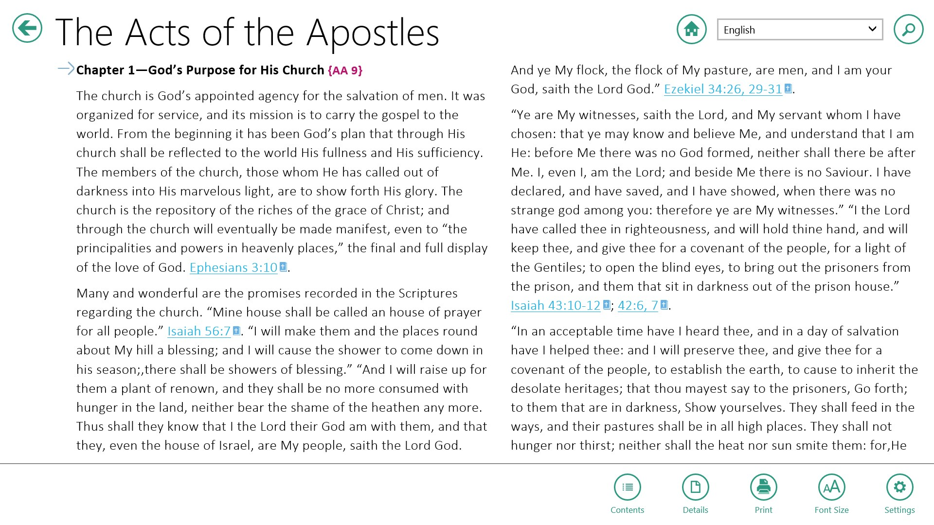 egw writings Ellen g white is considered a great spiritual leader, but the bible counters much of what she taught and what her church teaches today.