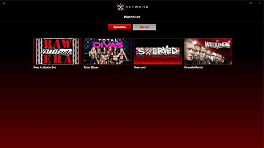 network pc download wwe