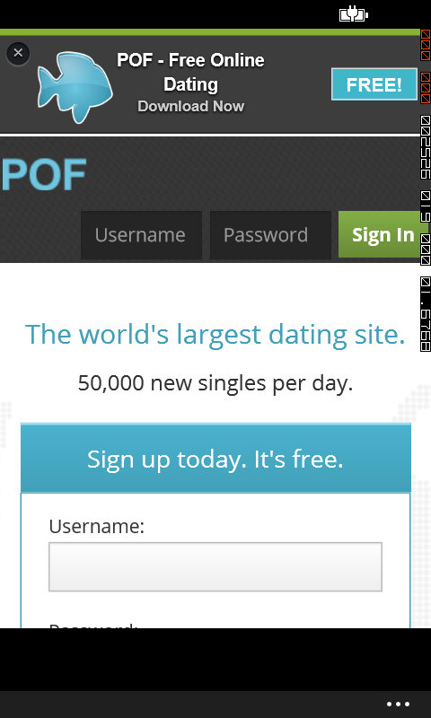 the leading free online dating site for