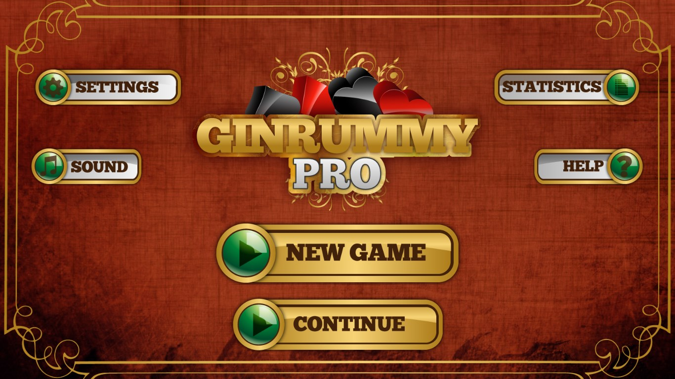 Gin Rummy Pro