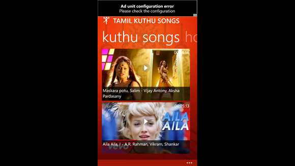Tamil Kuthu Songs For Windows 10 Free Download