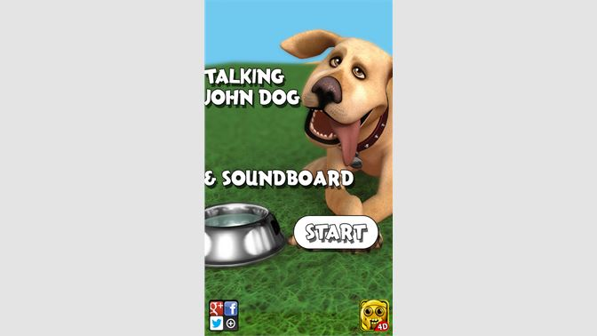 Get Talking John Dog & Soundboard - Microsoft Store