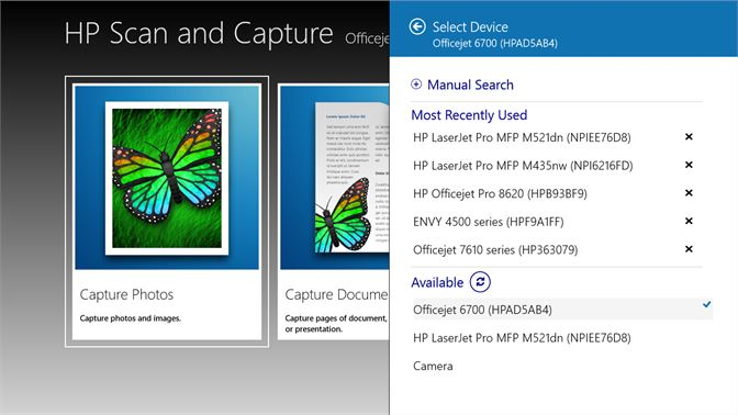 Get HP Scan and Capture - Microsoft Store