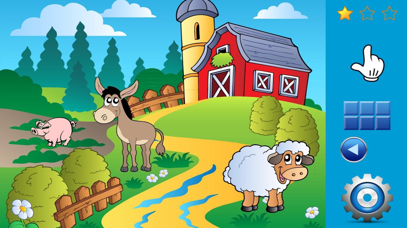 Лет, открытка моя ферма