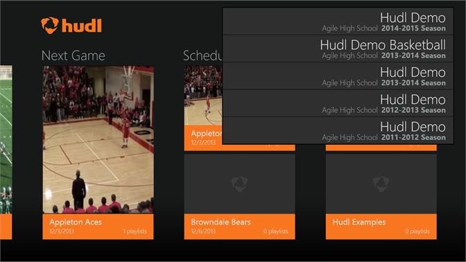 Get Hudl - Microsoft Store en-TV