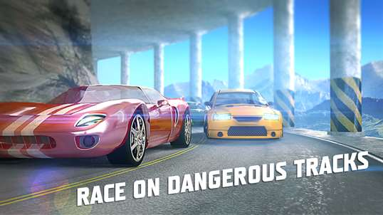 Need for Racing: New Speed Car on Real Asphalt Tracks screenshot 4