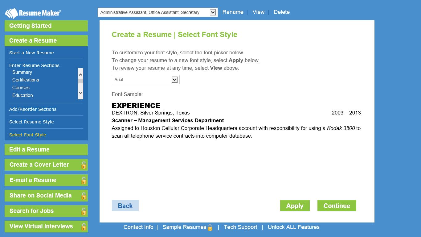 Get Resume Maker Free Microsoft Store