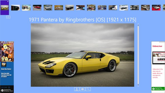 Get Hd Car And Auto Backgrounds Photos Microsoft Store