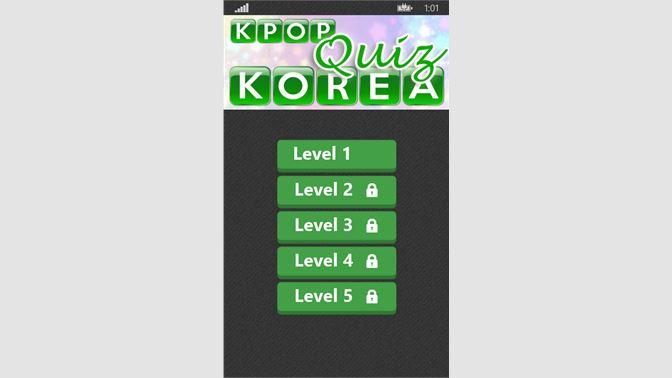 Get Korean K-pop Quiz - Microsoft Store