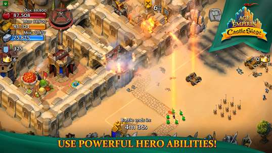 Age of Empires®: Castle Siege screenshot 4