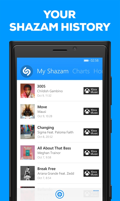 Windows 10 Gets Universal Shazam App With New Interface
