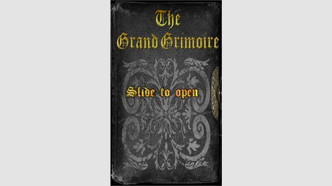 Get The Grand Grimoire - Microsoft Store