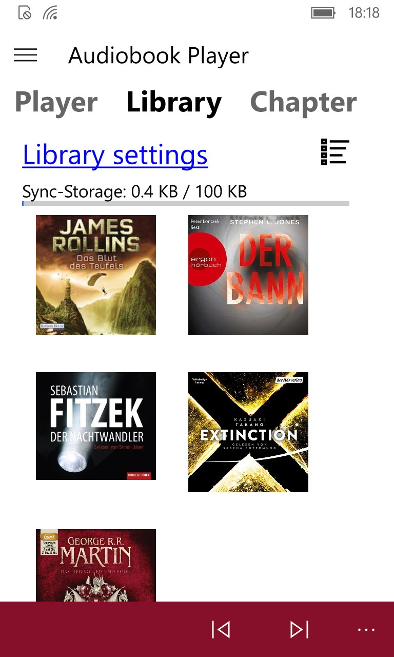 how to play cd audiobooks on windows 10