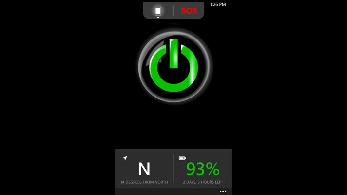 how to turn off flight mode in windows 8 phone