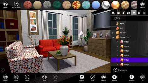 Screenshot Build And Walk Around Your Future Home In A Beautiful Real Time
