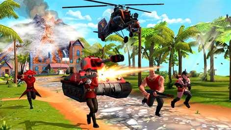 Blitz Brigade Screenshots 2
