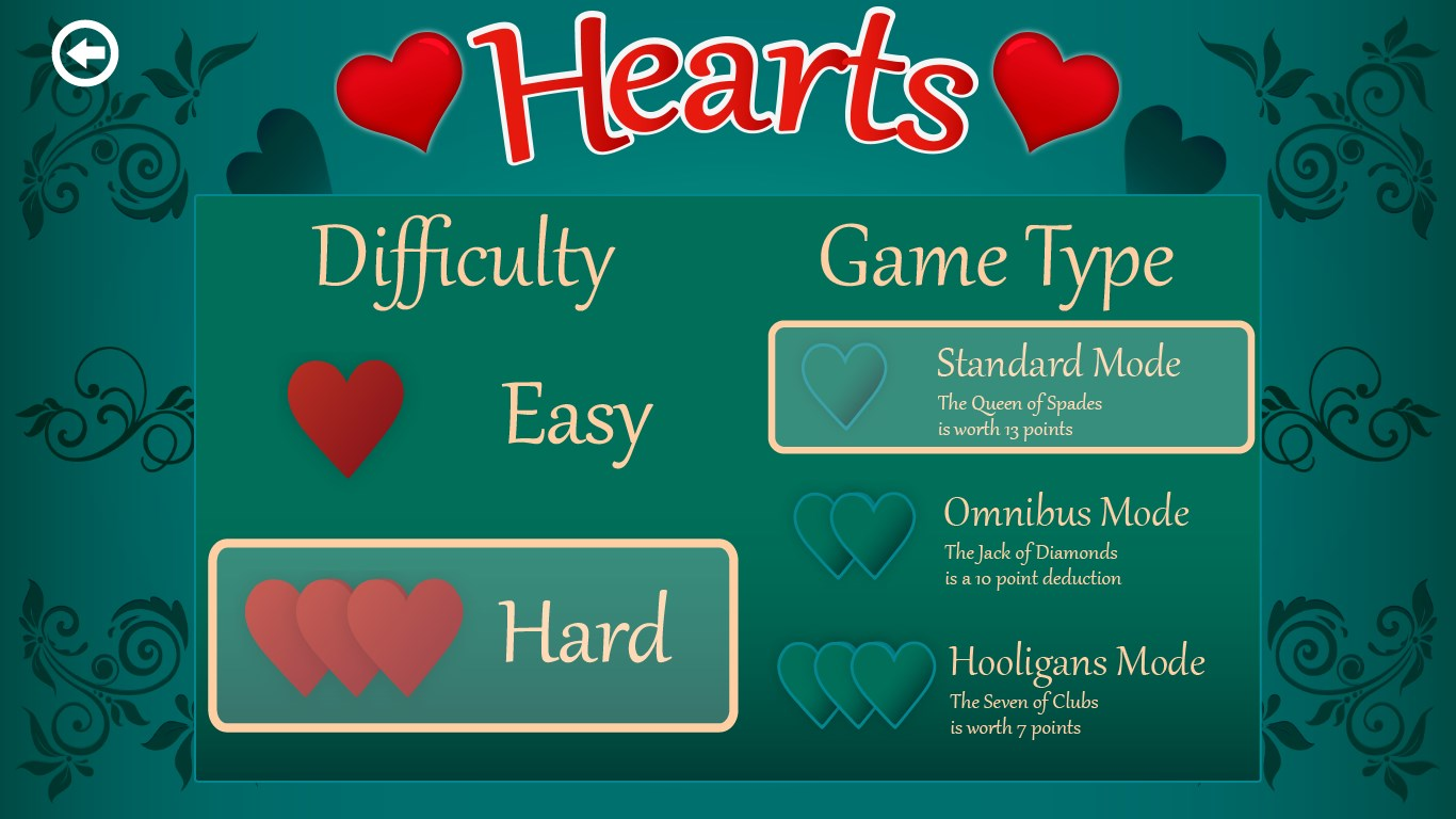 hearts for windows 10 download