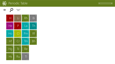 Get periodic table chemistry microsoft store screenshot periodic table screenshot search function urtaz Choice Image