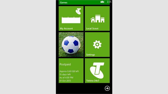 Get Telstra 24x7 - Microsoft Store en-AU