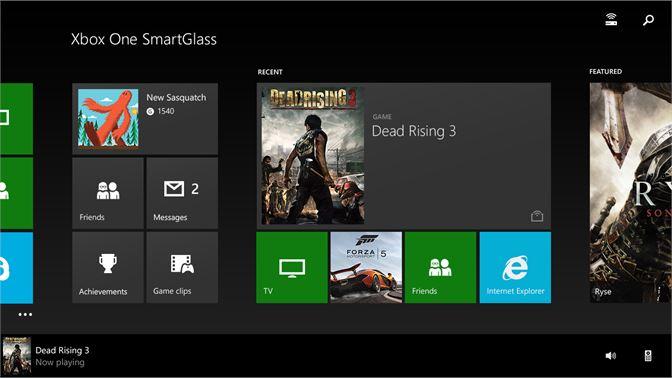 Get Xbox One SmartGlass - Microsoft Store