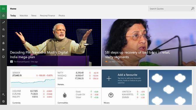 Get MSN Money - Microsoft Store en-IN