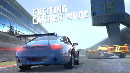 Need for Racing: New Speed Car on Real Asphalt Tracks screenshot 3
