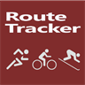 A route tracker. Jog, bike, ski or drive