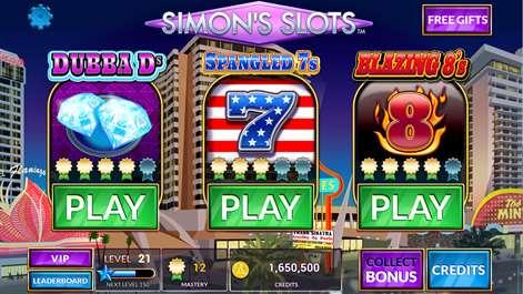 Simon's Slots Screenshots 2