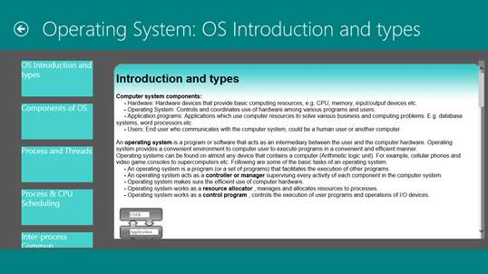 computer operating system essay Operating system is the system software that manages and controls the activities of the computer in other words this is the program that makes computers user friendly operating systems, such as windows, make computers easier to use by the everyday computer operator.