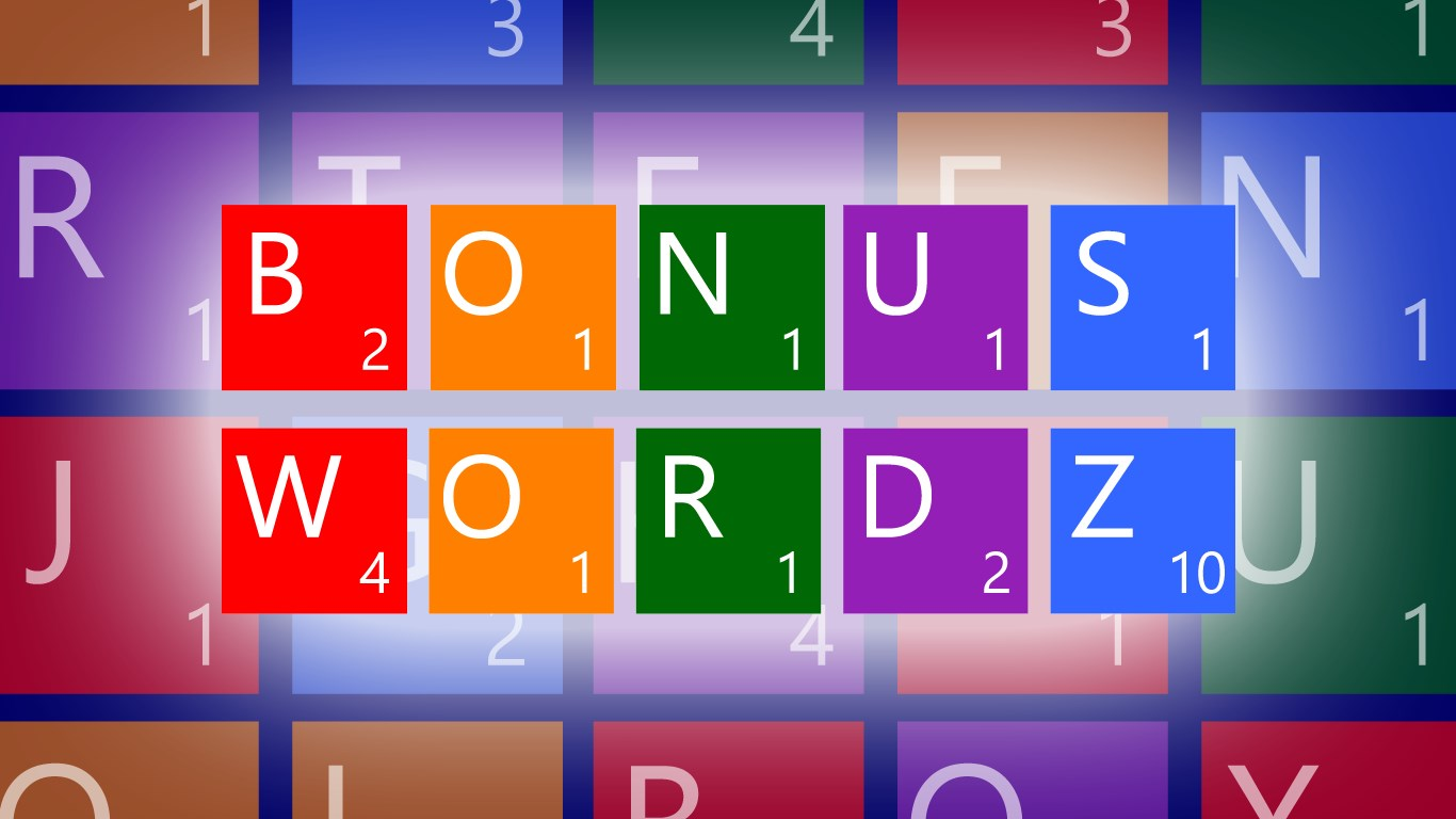 Bonus Wordz