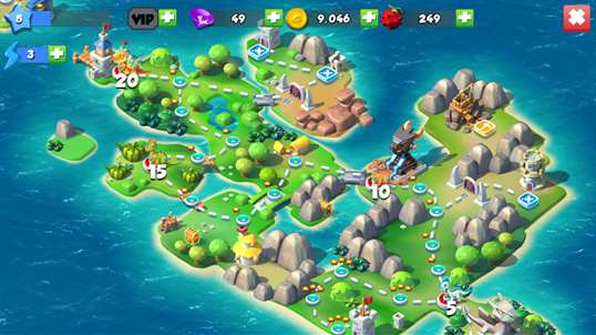 Dragon Mania Legends screenshot 6