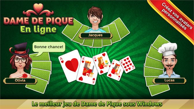 Obtenir Dame De Pique En Ligne Microsoft Store Fr Ca