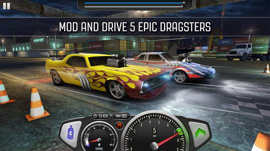 Top Speed: Drag & Fast Racing screenshot 1