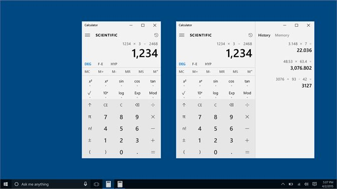 Get Windows Calculator Microsoft Store