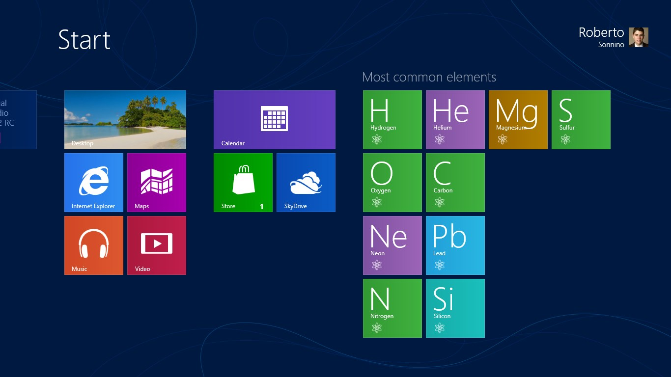 Periodic table for windows 10 periodic table urtaz Choice Image